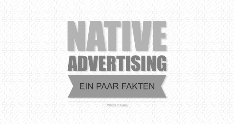 Read more about the article Native Advertising