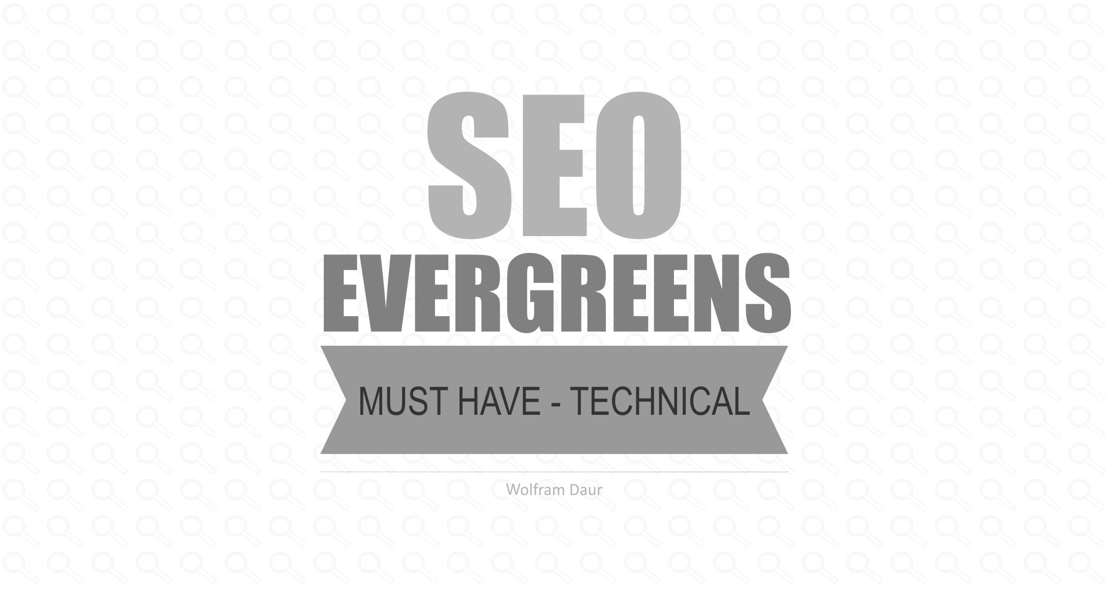 Der perfekte SEO Content – Part I – technische Grundlagen