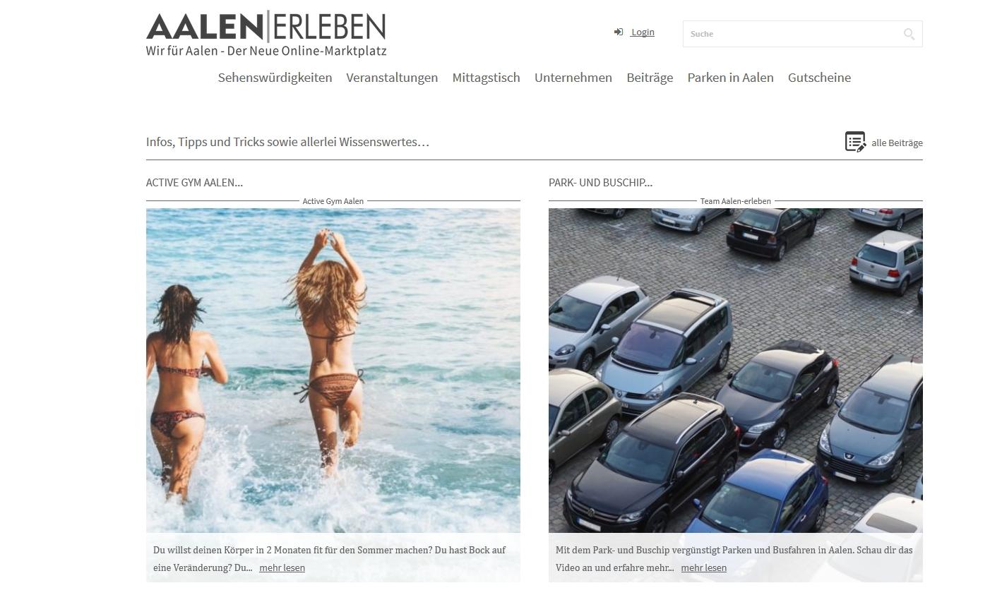 Aalen-erleben.de