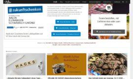 Hallo Ostalb – Multiblogger Plattform mit Marktplatz