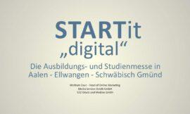 STARTit digital – die Ausbildungs-App im Ostalbkreis